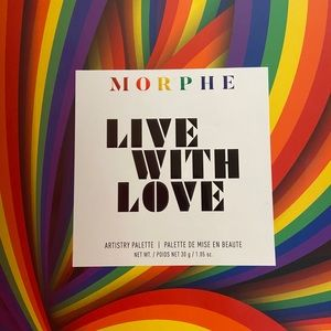 Morphe Live with Love Eyeshadow Palette